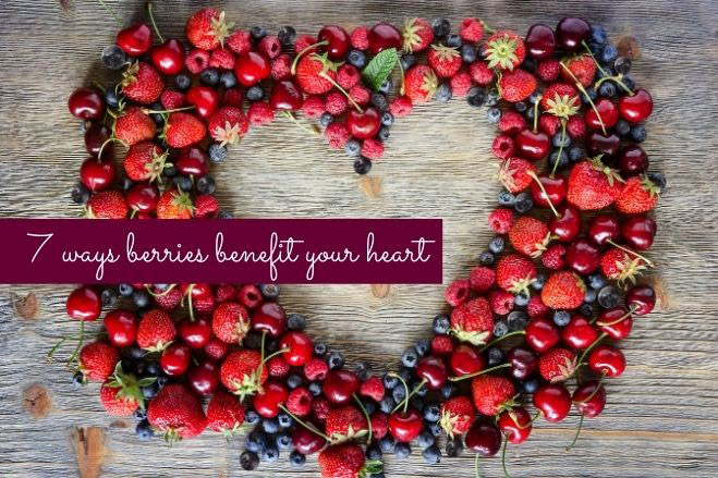 7 Ways Berries Benefit Your Heart
