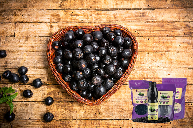 Love Your Heart With Aroniaberries