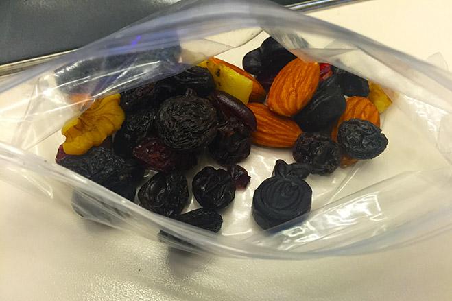 Superberries Aroniaberry Gummy Chew Trail Mix