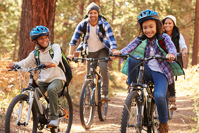 Superberries Blog - 7 Ways to Enjoy Bicycling at Any Age