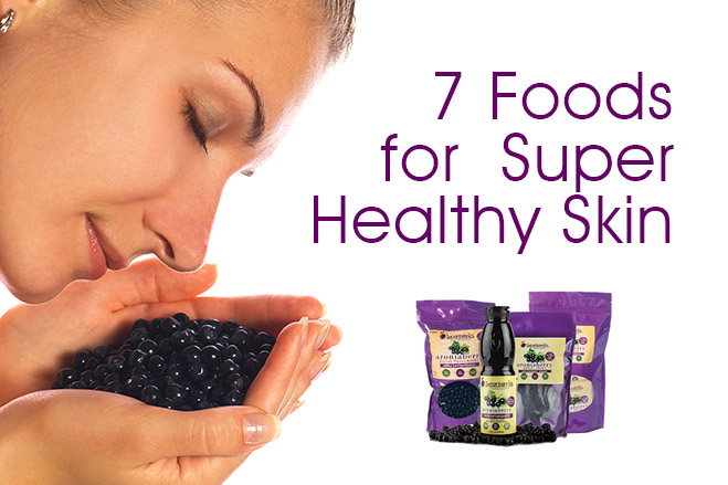 7 Foods for Healthy Skin