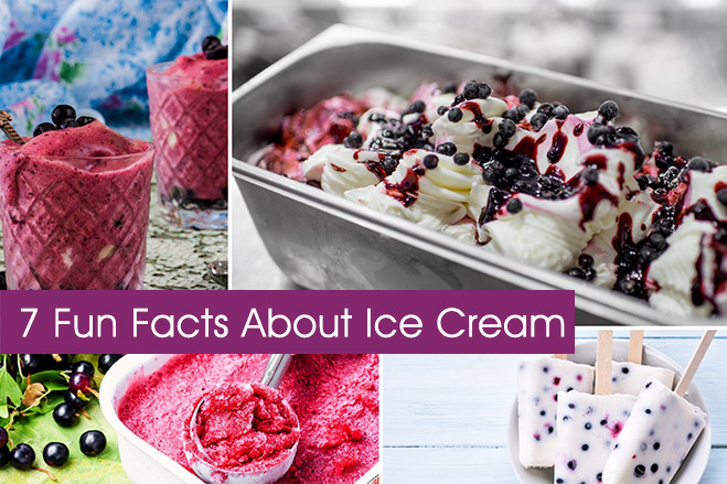 7 Fun Facts About Ice Cream