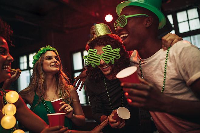 Superberries Blog Celebrating St. Patrick's Day