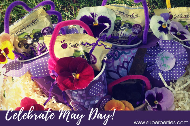 Celebrate May Day with Superberries