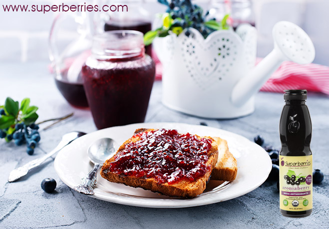 Superberries Aroniaberry Jelly