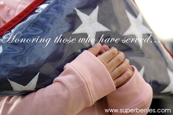 7 Ways to Honor Those Who Have Served Superberrie