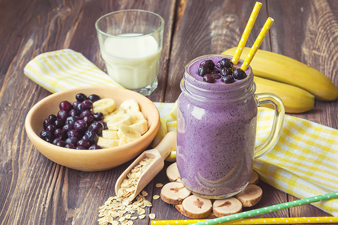 Aroniaberry Recovery Smoothie