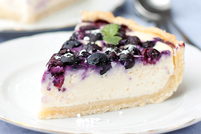 Aroniaberry Cheese Cake