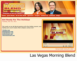 Morning Blend Las Vegas