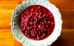 Triple Berry Cranberry Relish