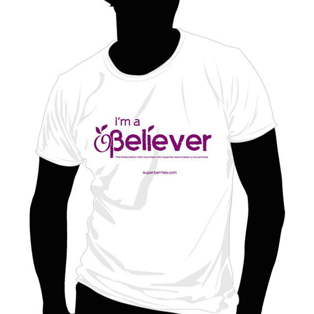 Berry Believer T-shirts