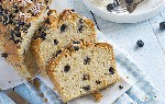 Aronia Banana Bread